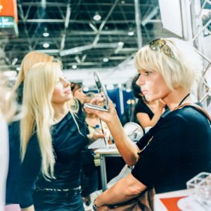 Beauty Messe in Düsseldorf, Schönheit, Wellness, Kosmetik
