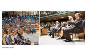 Ministerium, Bundestag, Regierung, Parteien, Demokratie, Parlament, Hinterlassenschaft, Botschaft