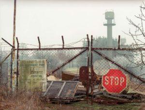 verlassen, Militär, Stützpunkt, Atom-Waffen, USA