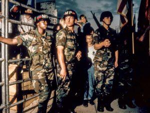 USA, GI, Kaserne, Stützpunkt, Militär, Soldat