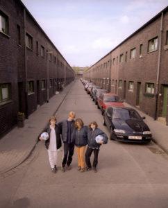 Garten, Wohnhaus, Bewohner, Arbeiter, Industrie, Garten, Ruhrgebiet