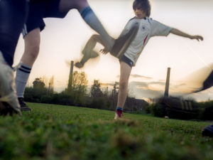 Fussball, Hobby, bolzen, spielen, Kinder, Spieler,