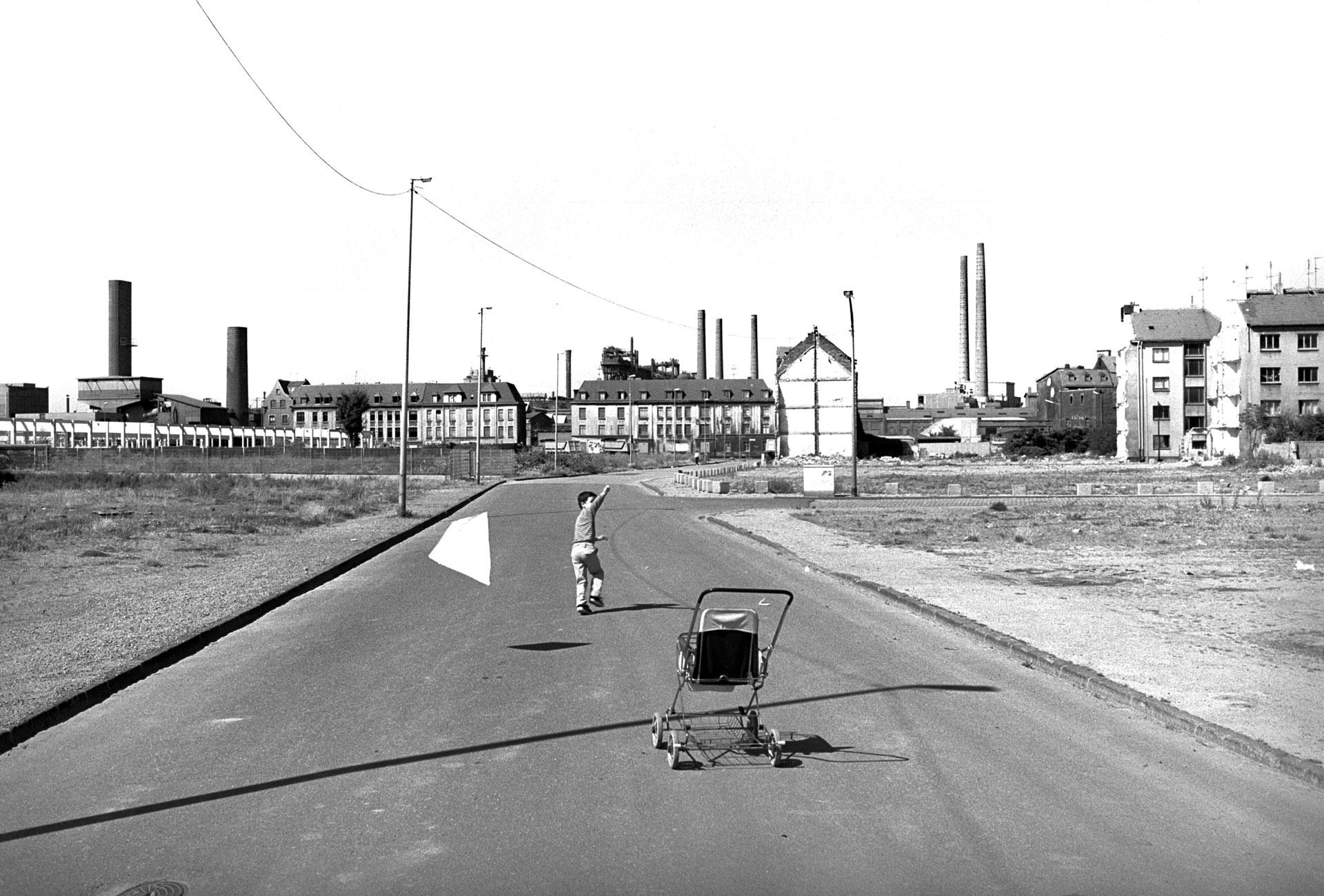 Industrie, Arbeitersiedlung, Zeche, Arbeiter, Strukturwandel, Umweltverschmutzung