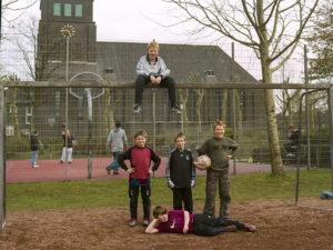 Bolzplatz, Ruhrgebiet, Fussball